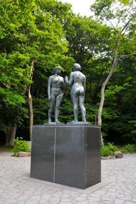 青森ツナガル - 416乙女の像.jpg